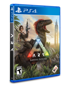 Ark Retail PS4 Left